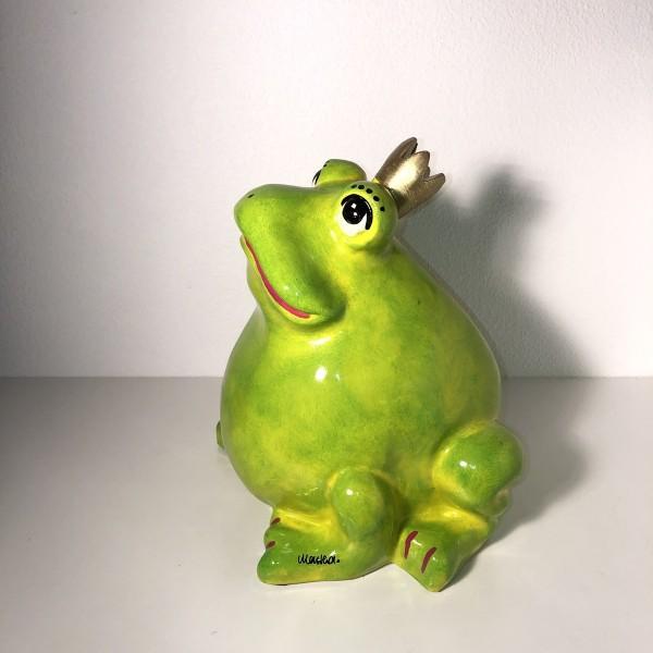 Froschkönigin grün Uwe