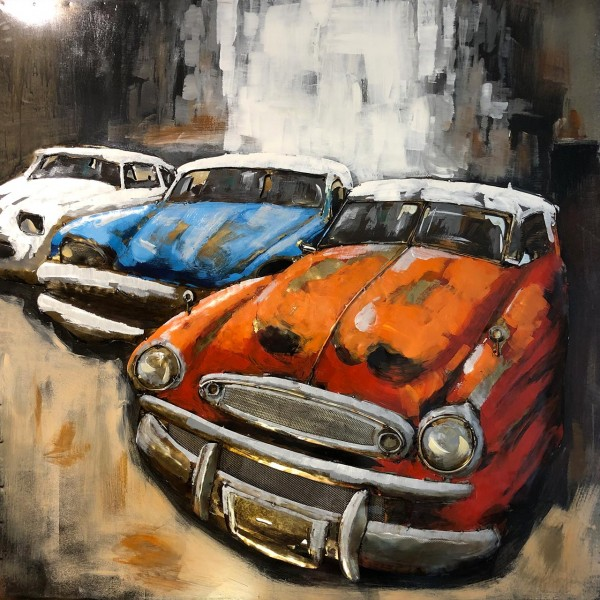 Bild 3D-Art Cars